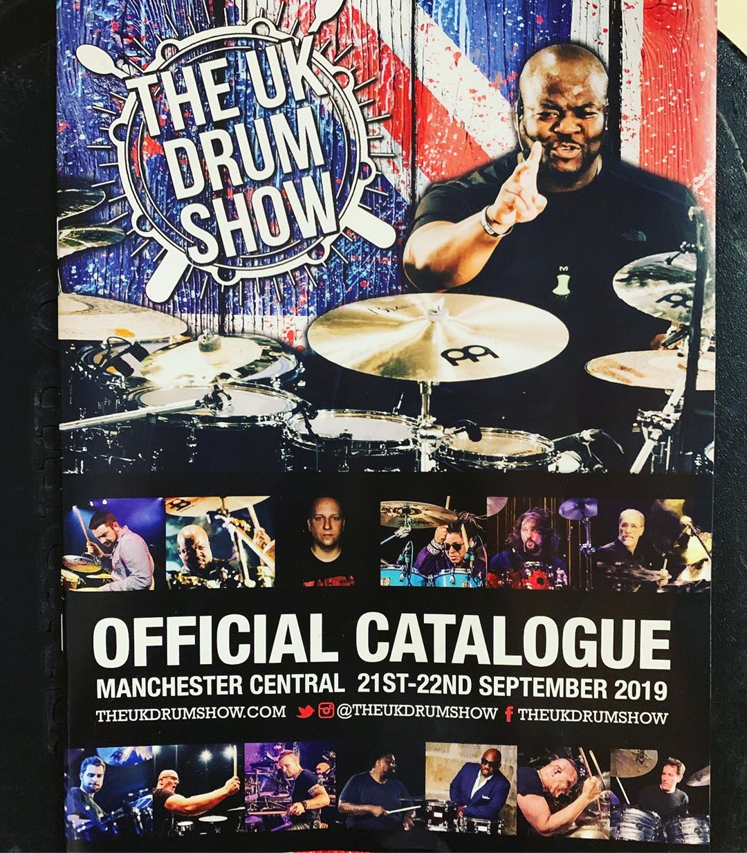 Catalogo UK Drum Show