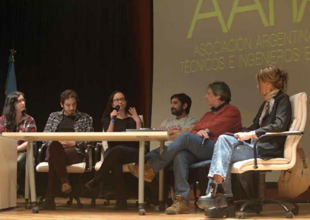 Jornadas de Acústica, Audio y Sonido en la UNTREF