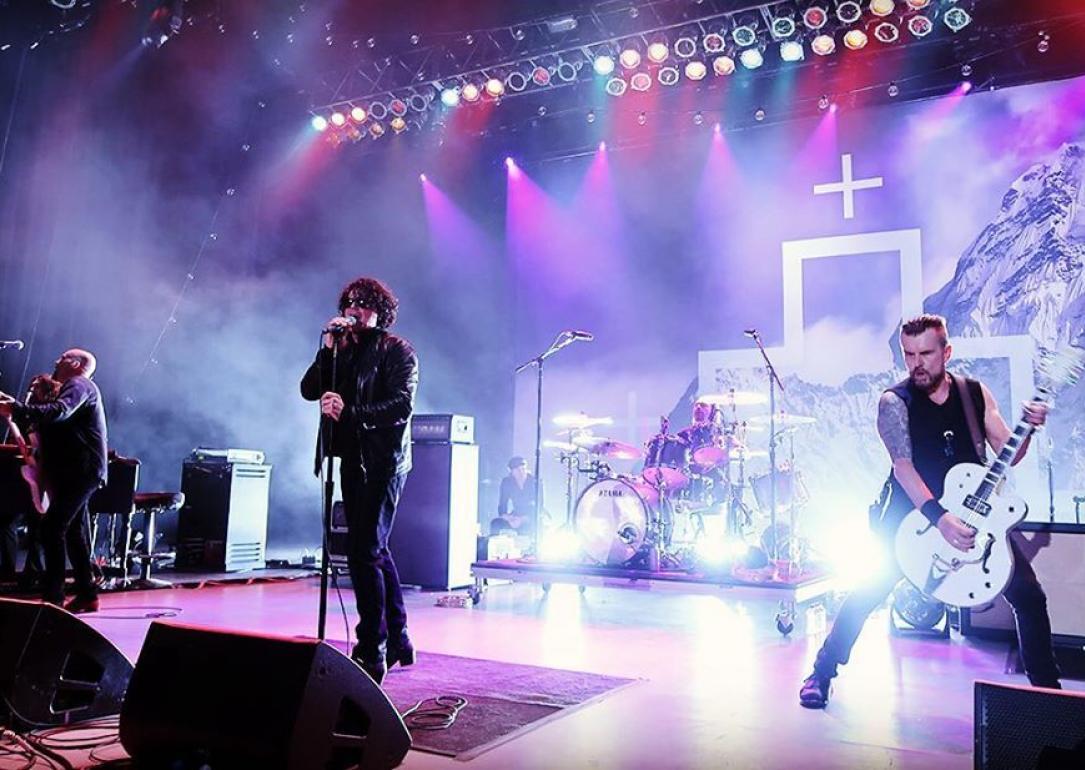 Grant Fitzpatrick: culto rockero