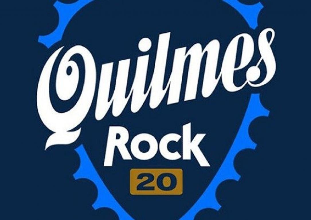 Volvió el Quilmes Rock en modo online y solidario