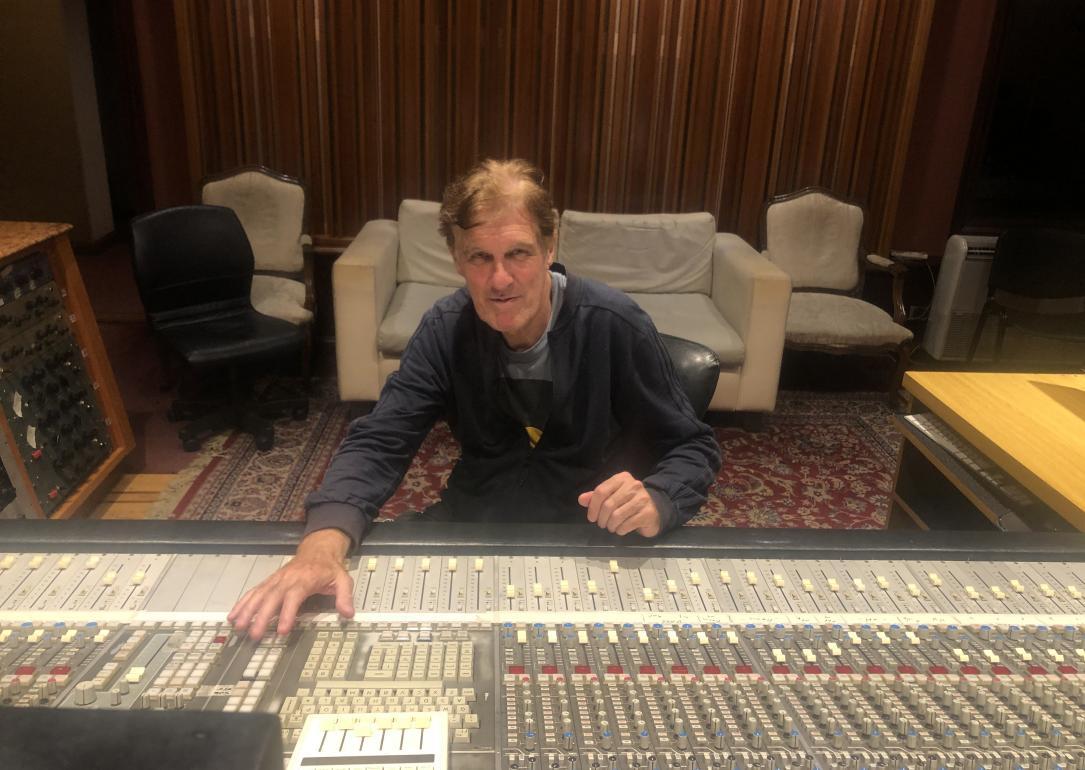 "Frank Ojstersek: ""Aprendí todo de Spinetta"""