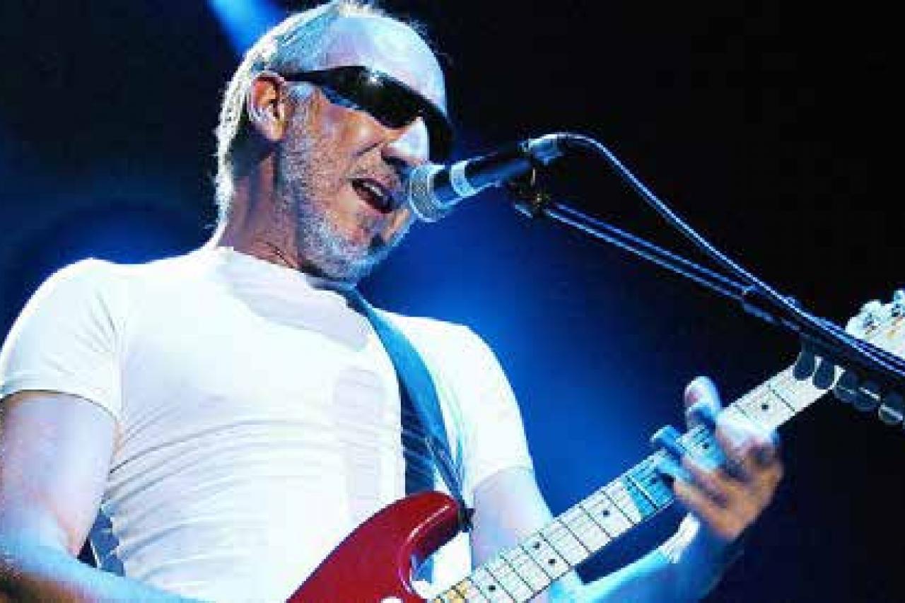 Bienvenido Pete Townshend