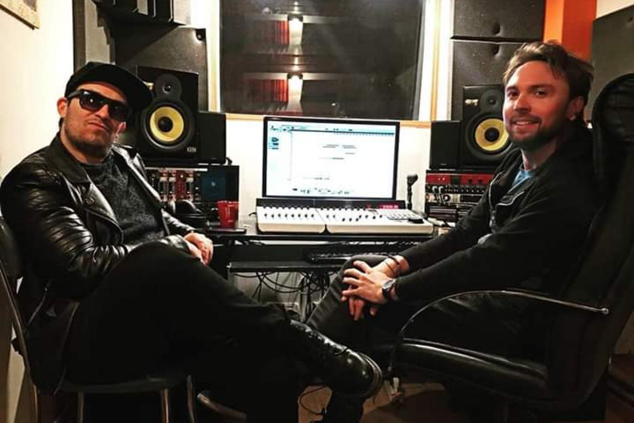 Javier Robledo + Ernesto Aldaz: workshop de grabación de baterías en Rosario