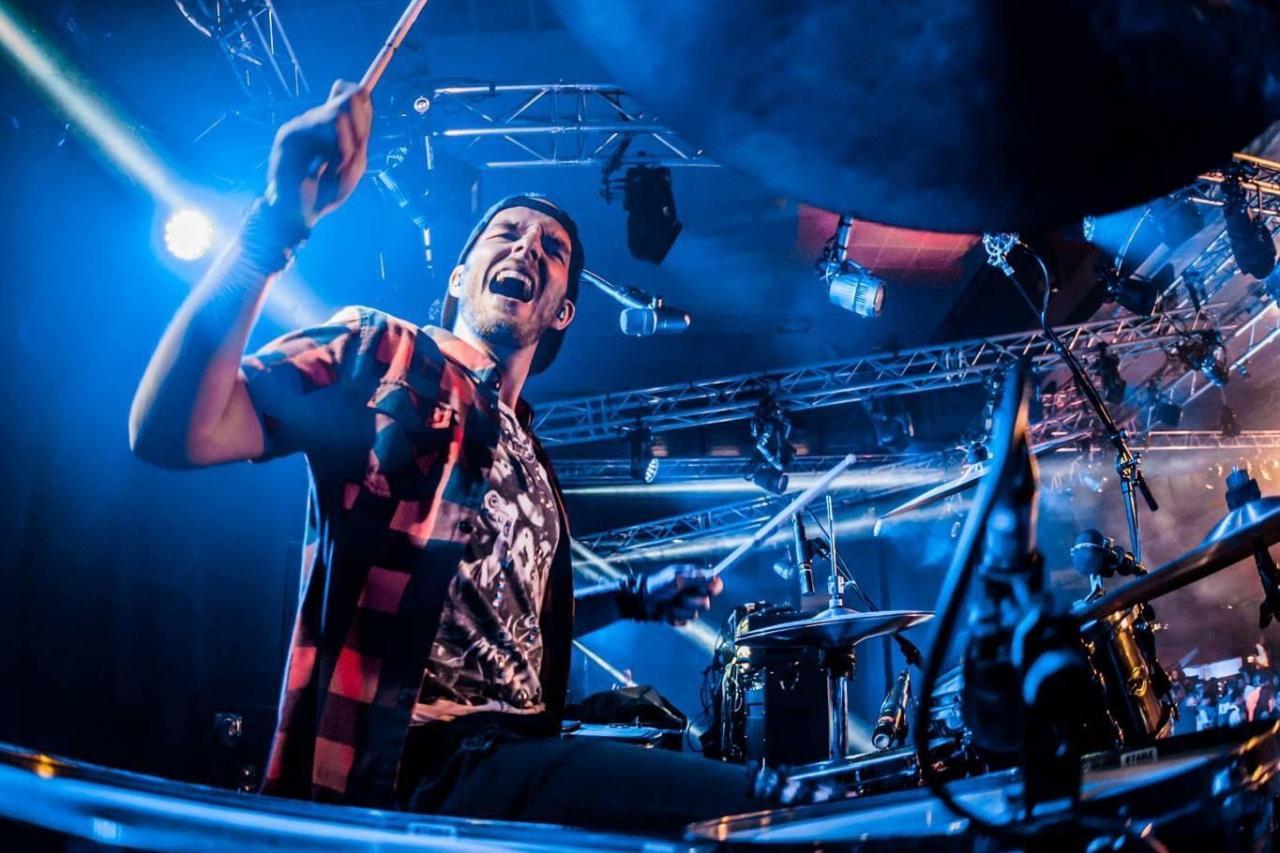 JK Drum Systems: exitoso emprendimiento destinado a bateristas