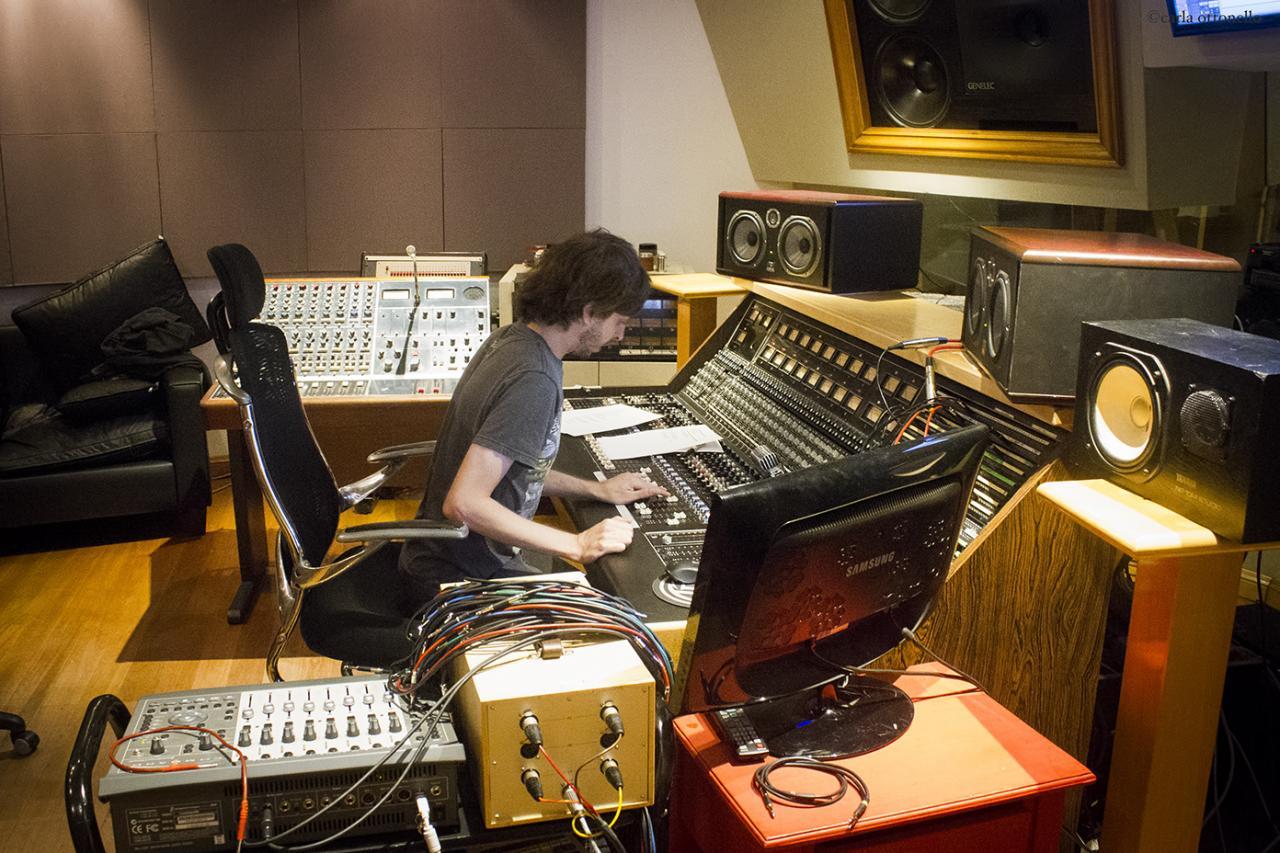 Uriel Dorfman: camaleón del audio